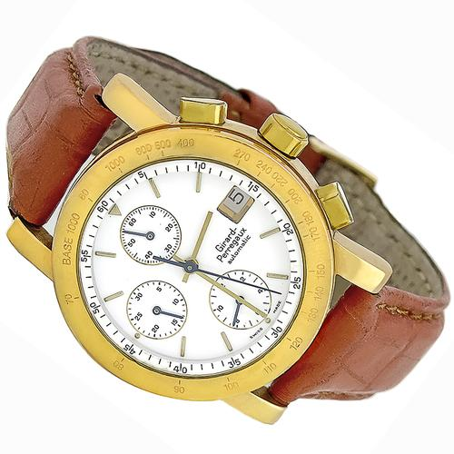 Girard Perregaux Gold Watch