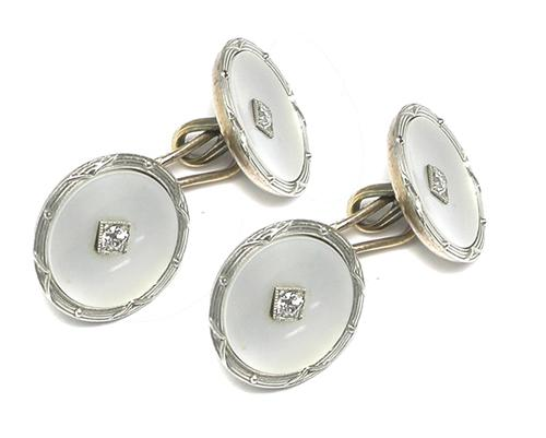 Boucheron Paris Cufflinks