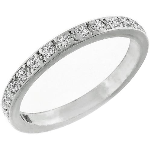 0.50ct Diamond Gold Wedding Band