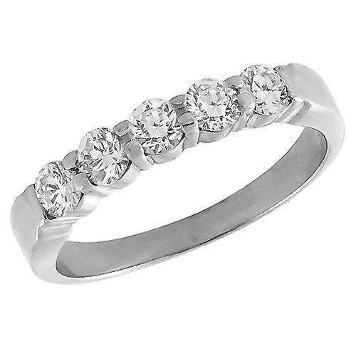 0.50ct Diamond  Wedding Band