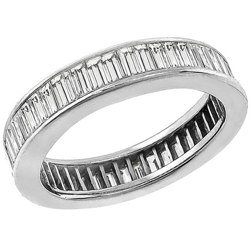 1.20ct Diamond Eternity Wedding Band