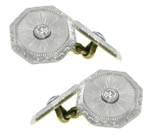 Antique Cufflinks