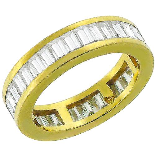 2.25ct Diamond Eternity Wedding Band
