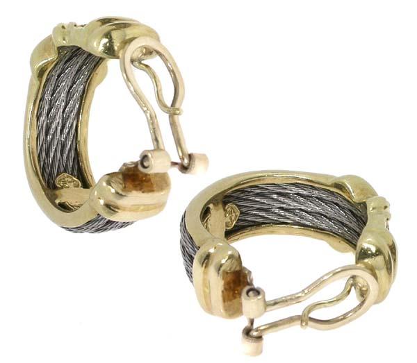Philippe Charriol Diamonds Earrings