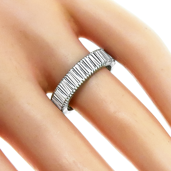 2.00ct Diamond Eternity Wedding Band