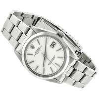 Rolex Stainless Steel Automatic Men's Watch