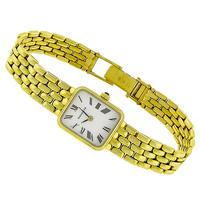 Tiffany Gold Watch