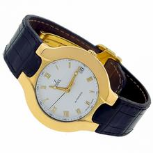 ebel  lichene 18k yellow gold watch 1