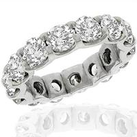 6.00ct Diamond Eternity Wedding Band