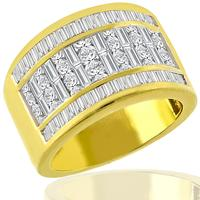 2.00ct Diamond Gold Ring