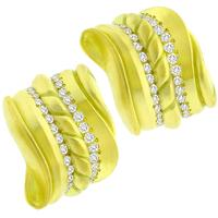 1.80ct Diamond Gold Earrings