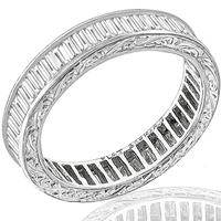 Sophia D 1.20ct Diamond Eternity Wedding Band