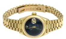 Rolex  Presidential  Lady's  Gold Watch