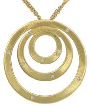 roberto coin single diamond necklace