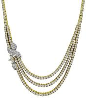 Estate 14.00ct Gold Necklace