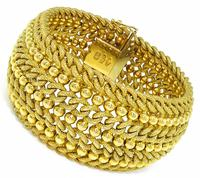 Estate Gold Bracelet