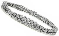 Estate 5.75ct Diamond Bracelet