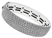 Estate 9.00ct Diamond Bangle