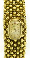 Vintage Audemars Piguet Gold Lady's Watch