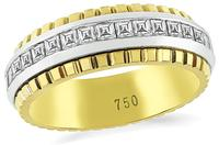 Estate 1.50ct Diamond Eternity Wedding Band