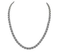 Estate 11.50ct Diamond White Gold Necklace