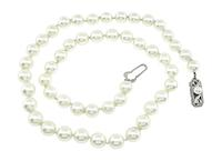 1960s Mikimoto Pearl Necklace