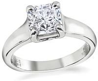 Tiffany GIA 1.07ct Diamond Engagement Ring