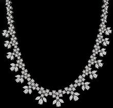 Estate 20.44ct Diamond Necklace Photo 1