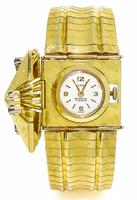 Vintage Eloga Incabloc 17 Jewels Gold Watch
