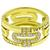 Bvlgari Diamond Gold Ring