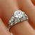 Edwardian 1.79ct Diamond Engagement Ring | Israel Rose