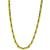 Estate 1988 Barry Kieselstein-Cord 18k Yellow Gold Barrel Link Necklace