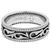 Diamond 18k White Gold Wedding Band