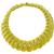 18k Gold Weave Link Necklace