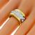 2.00ct Diamond 2 Tone Gold Ring | Israel Rose