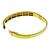 Ruby Diamond 14k Yellow Gold Bangle Bracelet
