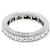 Diamond Eternity Platinum  Wedding Band