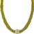 Estate Tiffany & Co. 3.00ct Round Brilliant Diamond 18k Yellow Gold Chain Strand Necklace