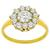Victorian 0.51ct Diamond Gold Ring | Israel Rose