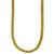 18k Gold Weave Mesh Necklace | Israel Rose