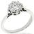 Edwardian 1.60ct Diamond Solitaire Engagement Ring