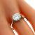 Edwardian 1.60ct Diamond Solitaire Engagement Ring | Israel Rose