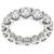 5.41ct Diamond Eternity Wedding Band | Israel Rose
