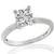 GIA 0.61ct Diamond Solitaire Engagement Ring