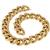 Gold Figaro Chain Necklace | Israel Rose