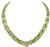 Estate 8.25ct Diamond Two Tone Gold Necklace