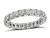 Estate 1.00ct Diamond Eternity Wedding Band