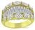Estate 3.02ct Diamond Gold Ring