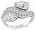 Estate GIA Certified 0.65ct and 0.78ct Diamond Ring