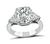 Estate GIA Certified 3.02ct Diamond Engagement Ring
